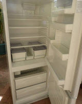 Fridge freezer interest free