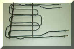 Appliance Parts-Fisher&Paykel Stove Grill/Bake assist Oven Element suit models 610, 535ra + 700WA