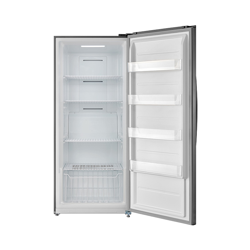 Fridge or Freezer MIDEA JHSD418SS Open