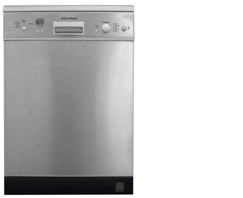 Appliance repairs-Dishwasher DW691 ED FP SS AA by Fisher&Paykel