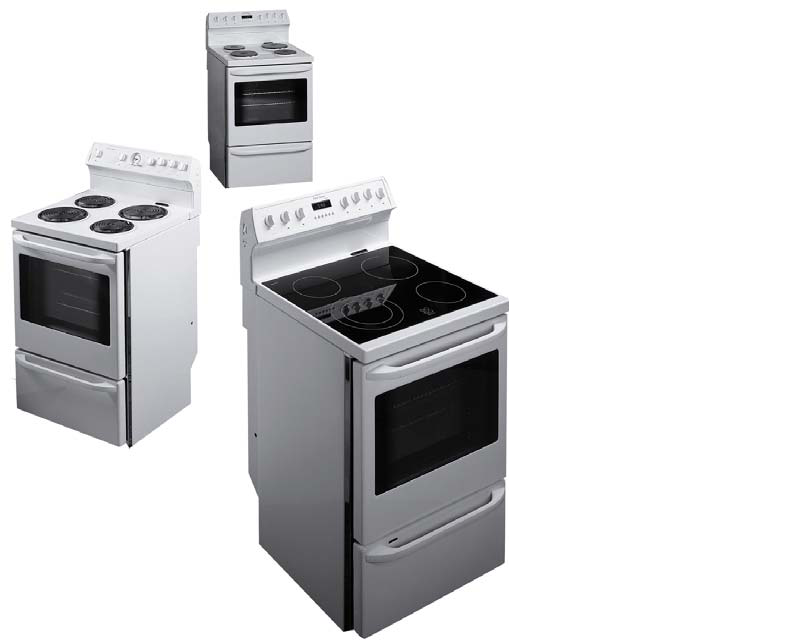 Appliance repairStove Fisher&Paykel freestanding electric